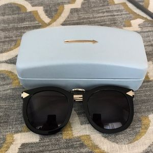 Karen Walker 'Super Lunar' 52mm Sunglasses